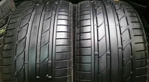 225 55 R 17 97W Bridgestone Potenza S001 Runflat 5-6mm F592