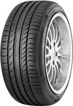 255 45 R 18 99W Continental Sport Contact 5 Runflat *