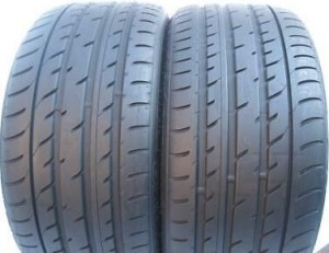 255 60 R 17 106V Toyo Proxes T1 Sport SUV A83 Nearly New