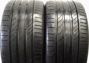 275 45 R 21 107Y Continental Sport Contact 5 MO 4.5mm H431