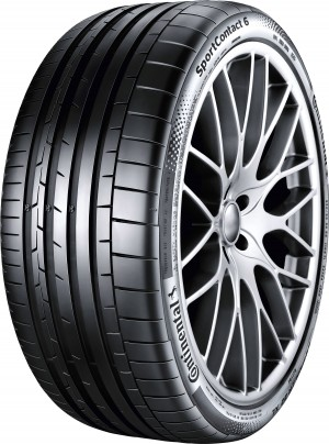 255 30 ZR 20 92Y XL Continental Sport Contact 6