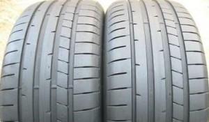 255 40 ZR 21 102Y XL Dunlop SP Sport Maxx RT2 MO 4-5mm A120
