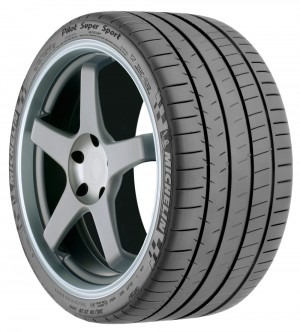 345 30 ZR 20 106Y Michelin Pilot Super Sport