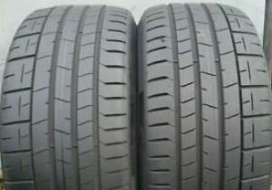 275 40 R 20 106W XL Pirelli P Zero * PZ4 Runflat 5-6mm A256