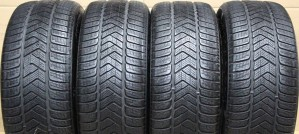 295 40 R 20 106V M+S Pirelli Scorpion Winter N0 4-5mm W544